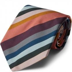 Paul Smith Accessories Stripe Tie Multi