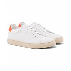 Paul Smith Basso Leather Sneaker White