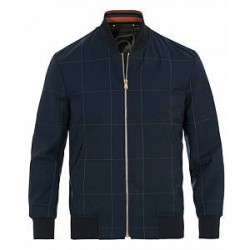 Paul Smith Bomber Jacket Navy
