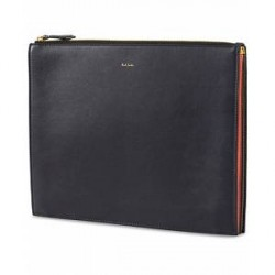 Paul Smith Concertina Portfolio Navy
