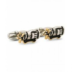 Paul Smith Golf Club Cufflinks Brass