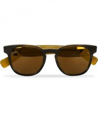 Paul Smith Hadrian Sunglasses Black Horn/Gold men One size Brun