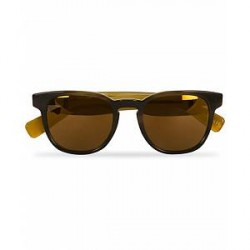 Paul Smith Hadrian Sunglasses Black Horn/Gold