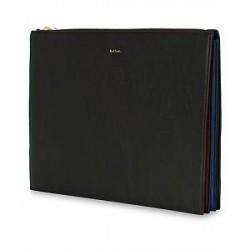 Paul Smith Leather Portfolio Black