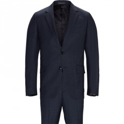 Paul Smith Main Slim M1R1457 A00753 Habitter Blue