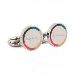 Paul Smith Mini Logo Cufflinks Multi