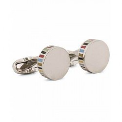 Paul Smith Multi Edge Cufflinks Multi