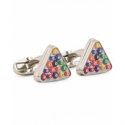 Paul Smith Pool Ball Cufflinks Multi