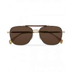 Paul Smith Roark Sunglasses Brown/Soft Gold