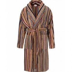 Paul Smith Robe Multistripe