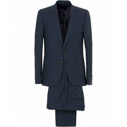 Paul Smith Slim Fit Wool Travel Suit Navy