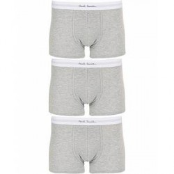 Paul Smith Three Pack Trunk Grey