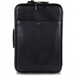 Paul Smith Trolley Leather Bag Black