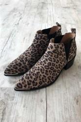 Pavement - Sko - Karen Low - Leopard Suede