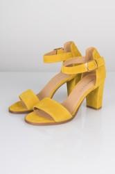 Pavement - Stiletter - Silke - Yellow Suede