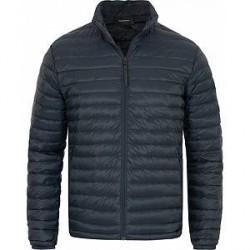 Peak Performance Bolt Down Liner Jacket Salute Blue