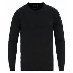 Peak Performance Classic Crew Neck Black