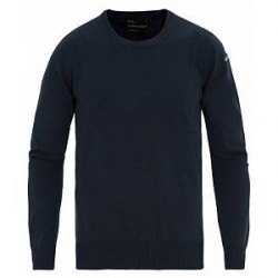 Peak Performance Classic Crew Neck Navy