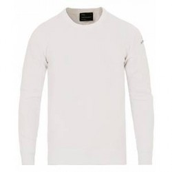 Peak Performance Classic Crew Neck White