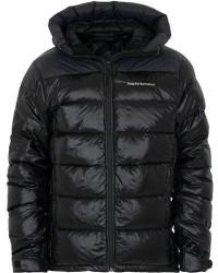 Peak Performance Frost Glacier Down Hood Jacket Black men L