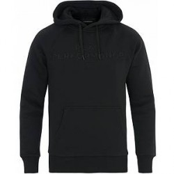 Peak Performance Logo Hoodie Black