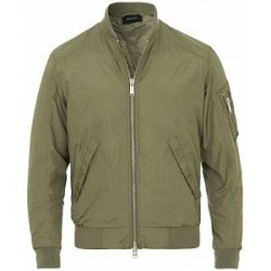 Peak Performance Spectrum Bomber Jacket Green