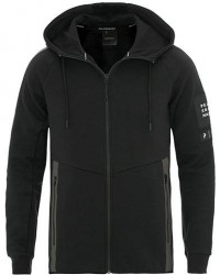 Peak Performance Tech Full Zip Hoodie Black men XXL