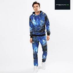 Peak-X Joggingdragt (Galaxie)
