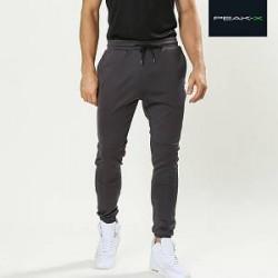 Peak-X Sports-sweatpants med forstærket knæområde