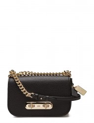 Pebbled Leather Refresh Coach Swagger 20 Shoulder Bag