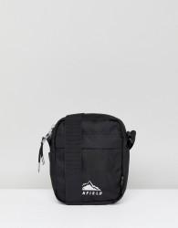 Penfield Downy Pouch Flight Bag Cordura in Black - Black