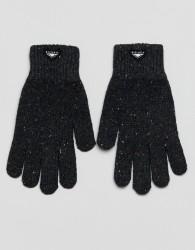 Penfield highgate speckled gloves - Grey