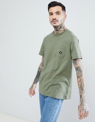 Penfield Southborough Logo Pocket T-Shirt in Green - Green