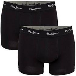 Pepe Jeans 2-pak Weston Trunk - Black * Kampagne *