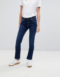 Pepe Jeans Basic Denim Skinny Jeans - Blue