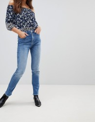Pepe Jeans Cropped Skinny Jeans - Blue
