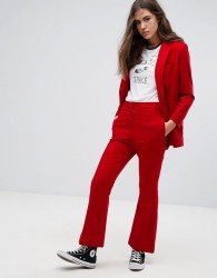 Pepe Jeans Gold Label Sunset Tailored Trousers - Red