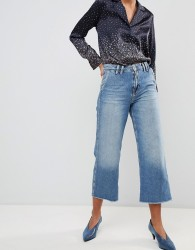 Pepe Jeans Patsy Cropped Flared Jeans - Blue
