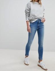 Pepe Jeans Regent High Waist Skinny Jean - Blue