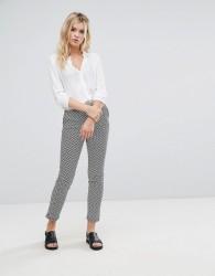 Pepe Jeans Sarat ZigZag Trousers - Grey