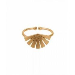 Pernille Corydon r-590 dawn ring (Guld, 52)