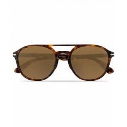 Persol 0PO3170S Polarized Sunglasses Havana
