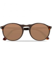 Persol 0PO3204SM Sunglasses Havana men One size Brun