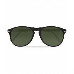 Persol 0PO6649S Polarized Sunglasses Black