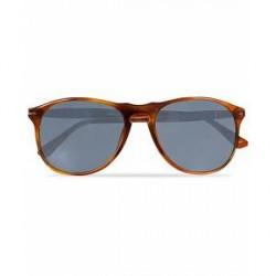 Persol PO9649S Sunglasses Terra Di Siena/Blue