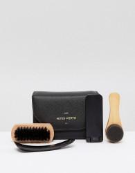 Peter Werth Shoe Shine Kit - Black