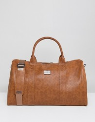 Peter Werth Tully Texture Holdall - Tan