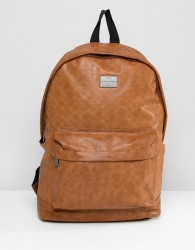 Peter Werth Tully Texture Rucksack - Tan