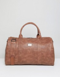 Peter Werth Verdon Vintage Holdall - Brown