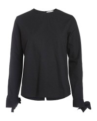 Pieces Ally Shirt (SORT, M)